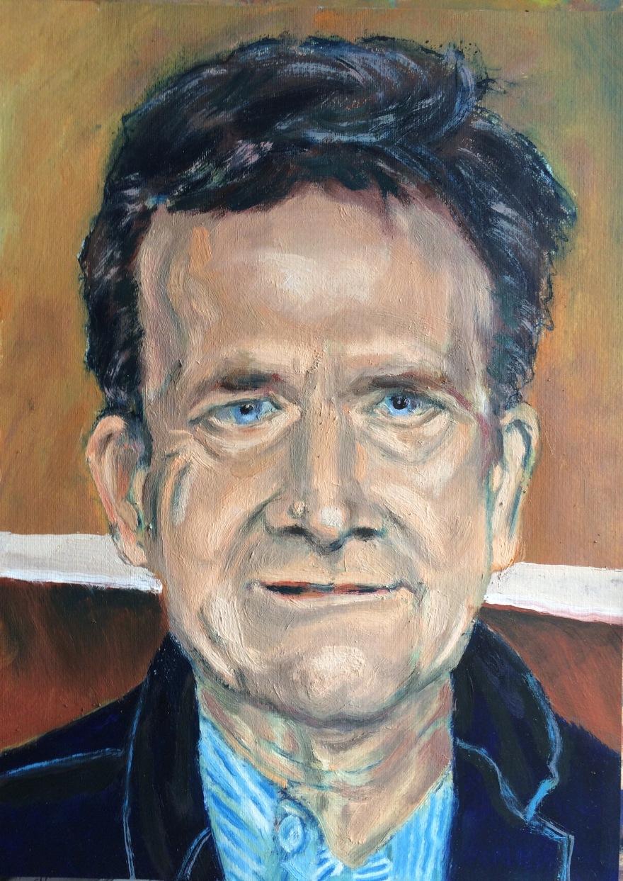 Peter from art class 1