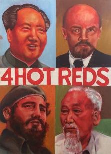 4 Hot Reds